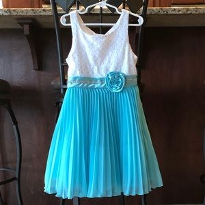 Girls' Spring Formal Dress
